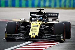 Renault, yeni güç ünitesinde 10 beygirlik bir artış bekliyor