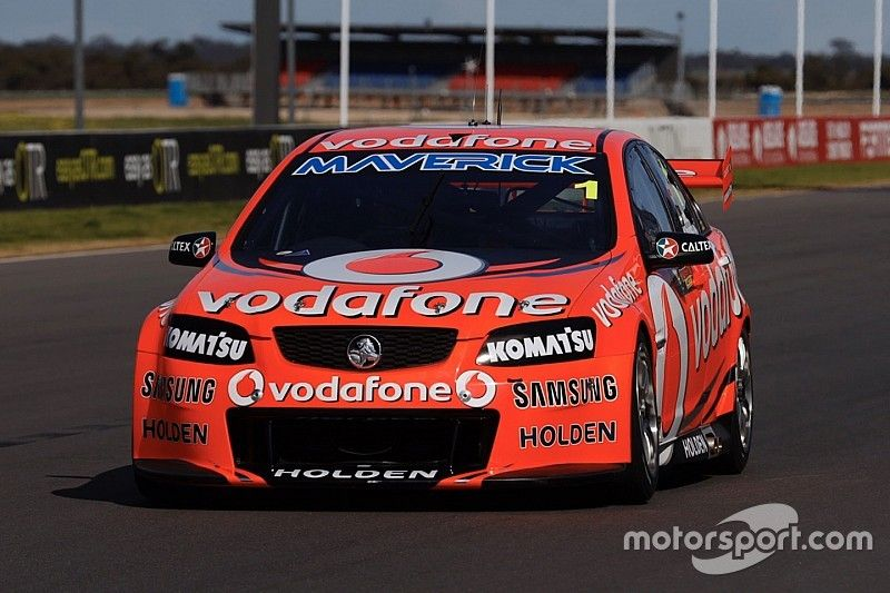Surprise reunion for Whincup and Bathurst-winning Holden