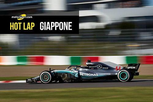 Formula 1 2019, come si affronta il GP del Giappone