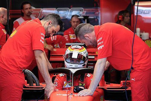 Ferrari in ginocchio: due stop nel giorno del riscatto!