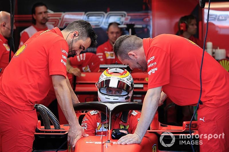 """Vettel: """"Me siento vacío, es una decepción muy grande"""""""