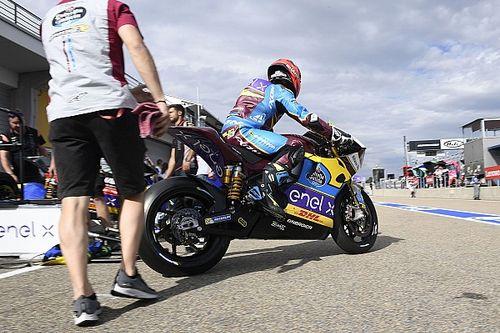 MotoE, Mike Di Meglio conquista la seconda E Pole della stagione