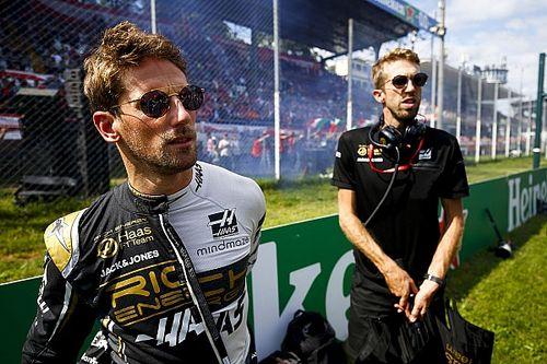 Grosjean keeps Haas F1 seat for 2020