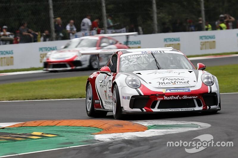 Porsche Mobil 1 Supercup Meksika: Ayhancan antrenmanlarda üçüncü