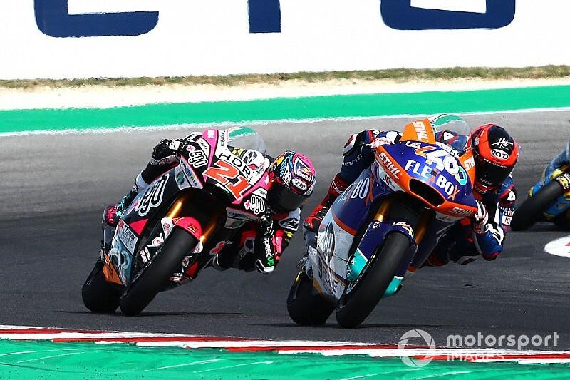 Pour Márquez, la course Moto2 de Misano a créé un précédent