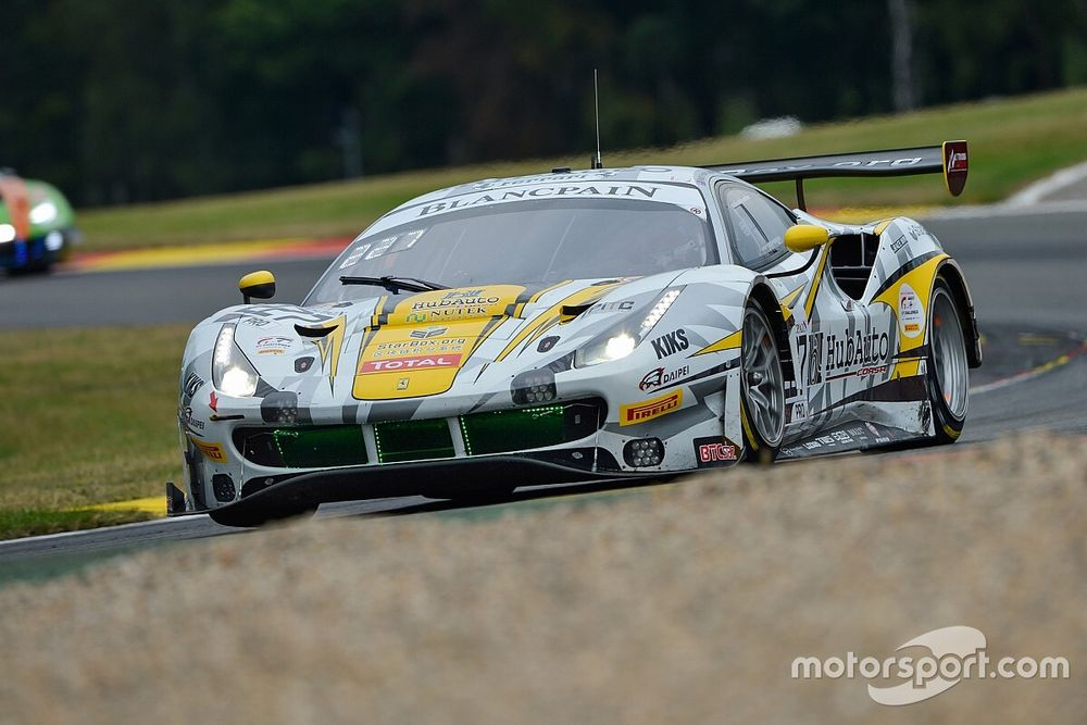 Blomqvist to make Le Mans debut with HubAuto Corsa
