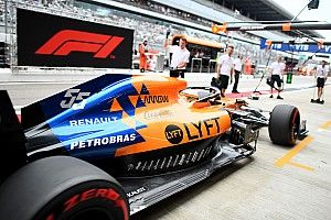 McLaren se pone a 100