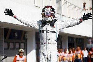 Wolff: Hamilton n'a pas la reconnaissance qu'il mérite