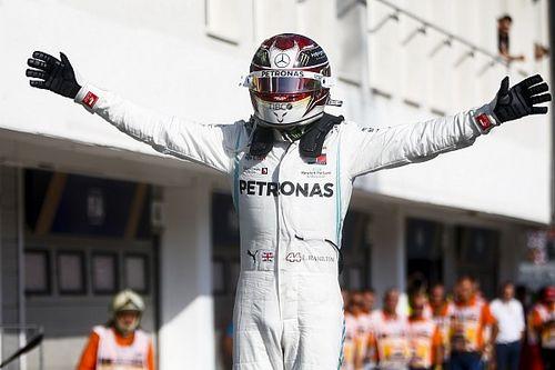 Mondiale Piloti F1 2019: Hamilton va in vacanza a +62 su Bottas