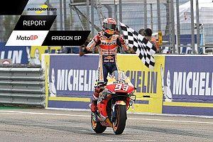 Motorsport Report MotoGP: Re Marc VIII pensiona Lorenzo?