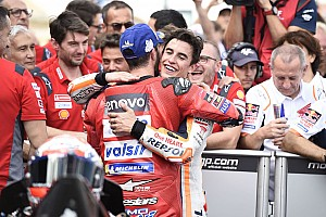 "Dovizioso: ""Nadie está logrando ganar a Márquez"""