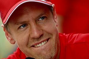 Vettel nie czuje się pewnie