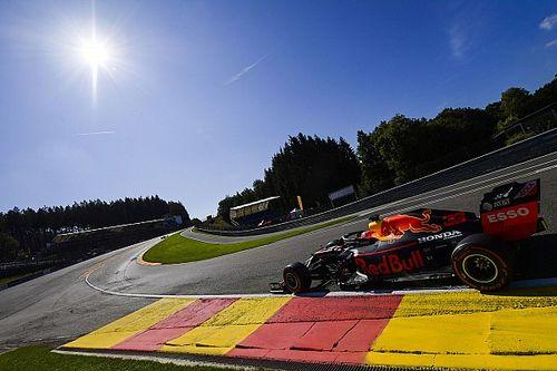 F1ベルギーGP予選速報:ルクレールPP。フェルスタッペン5番手