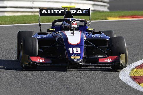 Педро Пике выиграл гонку Ф3 в Спа, Шварцман – второй