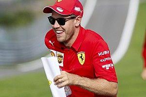 """Vettel: """"Voglio sfatare un tabù, vincere con la Ferrari"""""""