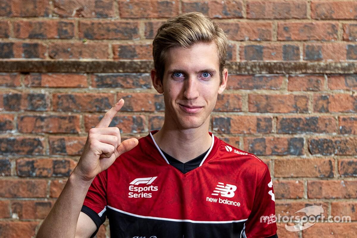 Bereznay időmérőt nyert a virtuális Interlagosban, a futamon 4. lett