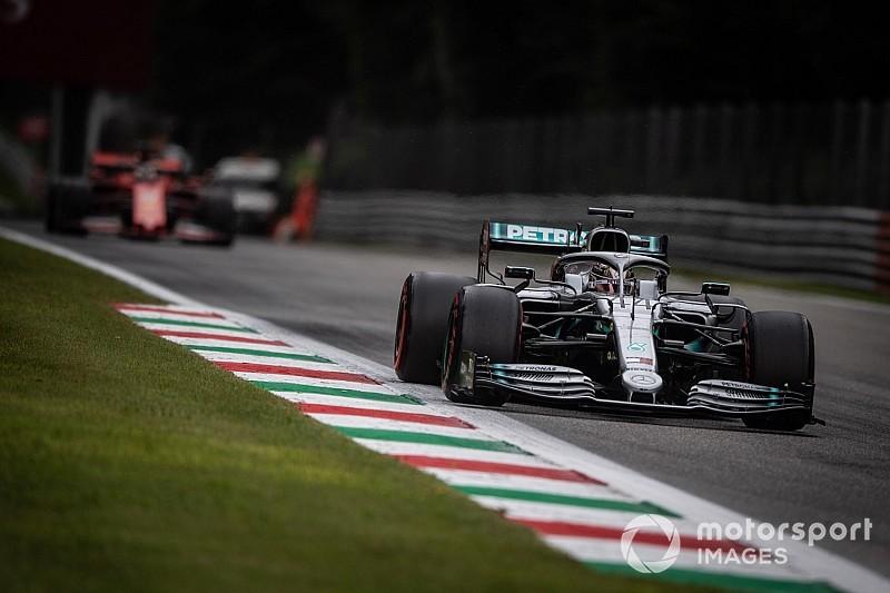 Formel 1 Monza 2019: Das 3. Training im Formel-1-Live-Ticker