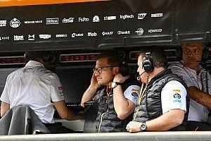 A McLaren elismeri, a top-csapatok jobbak náluk, a felső limit még nem hozza őket erre a szintre