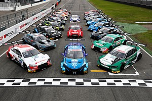 Entry list issued for Fuji DTM/Super GT 'Dream Race'