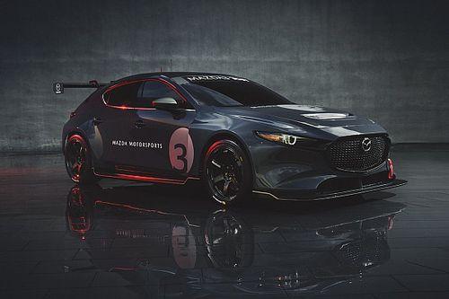 La nuova sfida di Mazda Motorsports si chiama Mazda3 TCR!