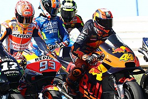 Los números de todos los pilotos de MotoGP en 2020