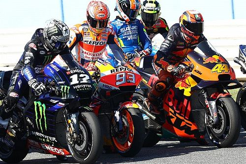 Volledige uitslag van kwalificatie MotoGP GP van San Marino