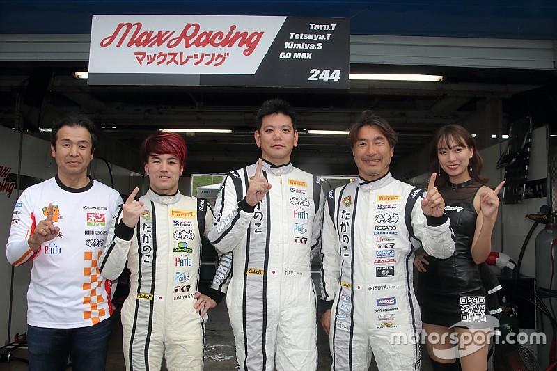244号車の田中哲也、チームの好判断に感謝「タイミングが良かった」