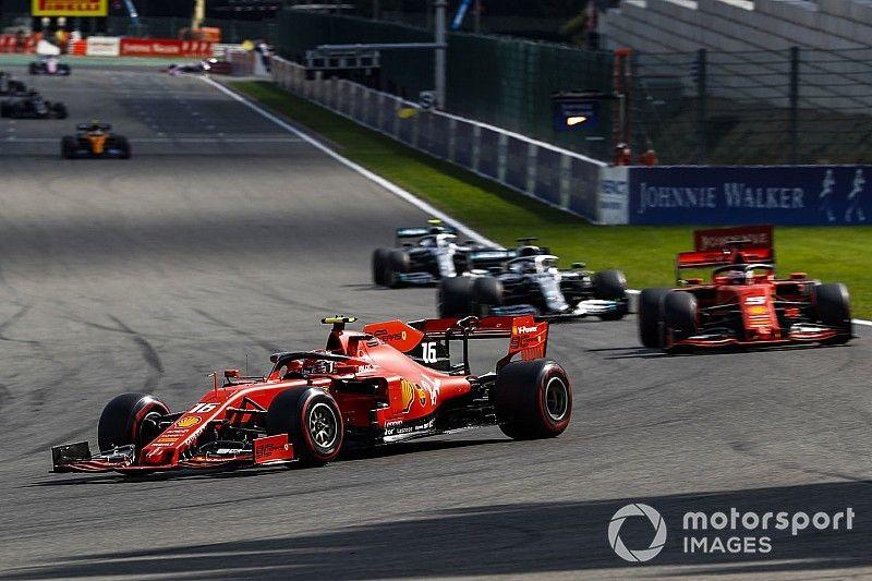 """Binotto : Vettel """"a joué un rôle d'équipier"""" pour Leclerc"""