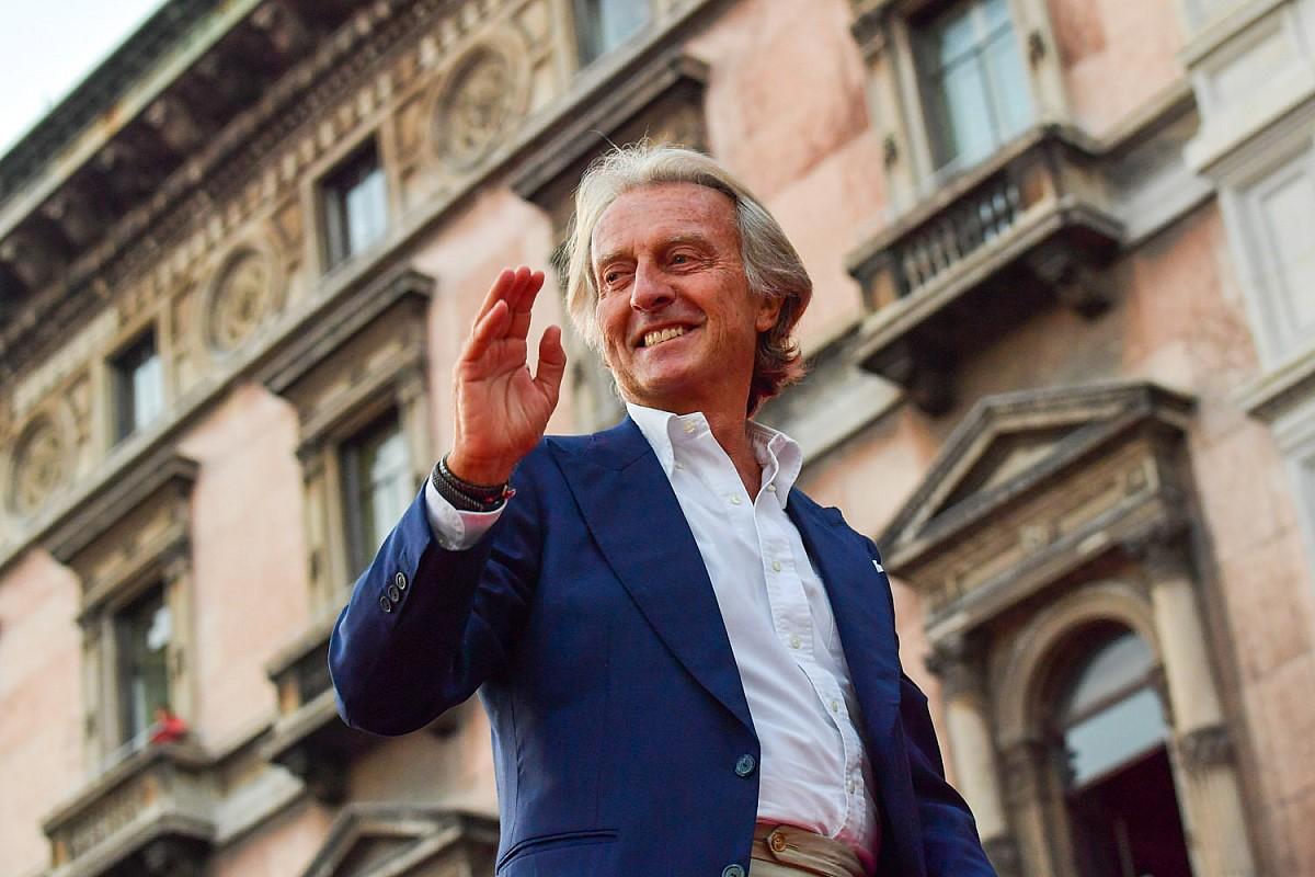 Montezemolo: Ferrari no estaba en posición de ganar el título