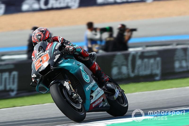 Quartararo szerezte a pole-t, Marquez ismét esett