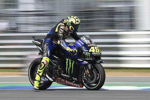 Rossi: Seria loucura da Yamaha não querer Quartararo para 2021