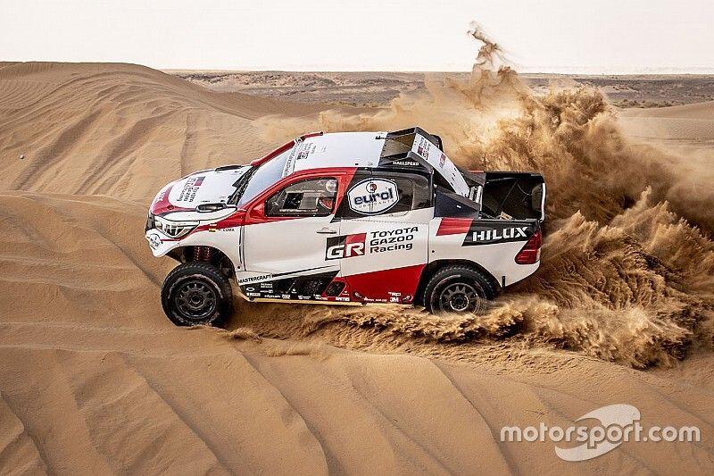 2020 Dakar Rallisi başlıyor!