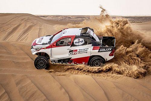 Alonso potwierdził start w Dakarze