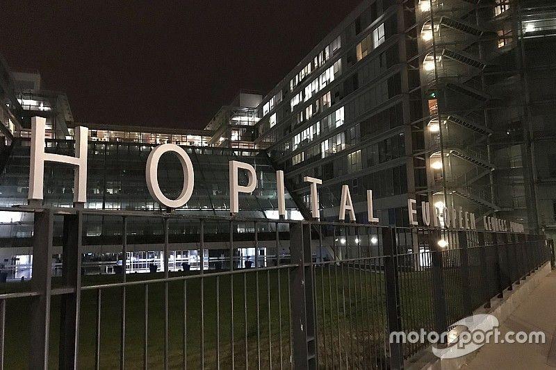 Le Parisien claims Schumacher receiving treatment in Paris
