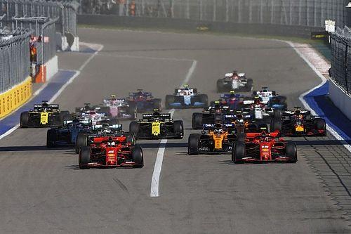 Rennergebnis: Formel-1-Grand-Prix von Russland in Sotschi