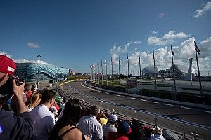Sochi targeting 30,000 spectators for Russian Grand Prix