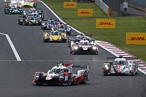 "Toyota: WEC shouldn't ""play around"" with handicaps"