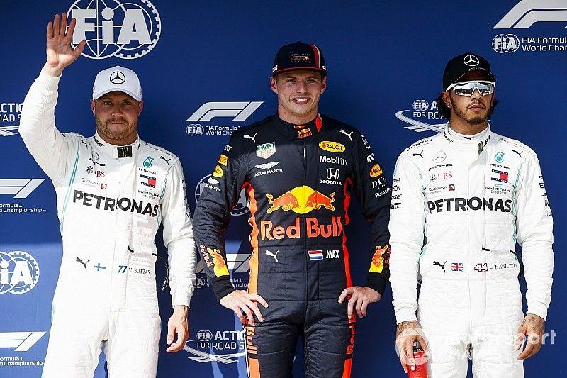 Bottas e Hamilton prometem ataque a Verstappen no GP da Hungria