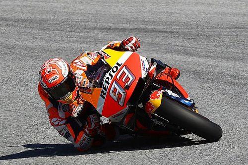 MotoGP Austria: Marquez lampaui rekor pole Doohan
