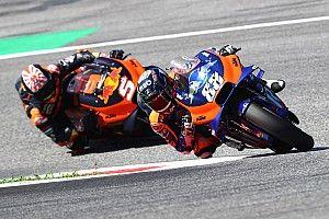 KTM останется в MotoGP до 2026 года, но уйдет из Moto2