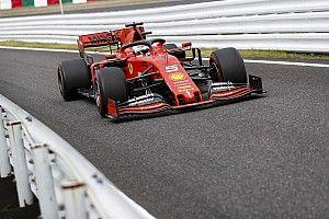 La grille de départ du GP du Japon