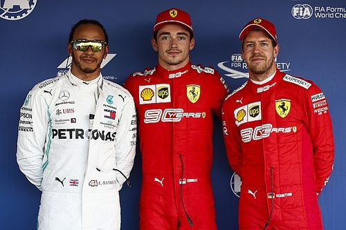Rusya GP öncesi: Yarış gridi