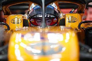 """Sainz, 5º: """"Ha sido la mejor vuelta del año"""""""