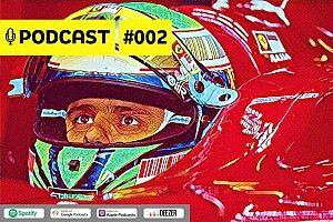 Podcast #002 - Massa participa e fala 10 anos após acidente: 'Sou grato por ter continuado'