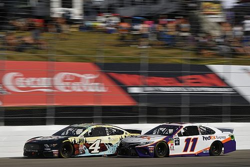 Harvick vs. Hamlin rivalry likely to reignite at New Hampshire