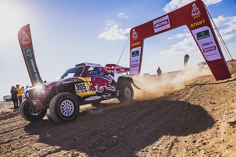 Sainz újabb szakaszgyőzelme a Dakaron, Alonso 7.