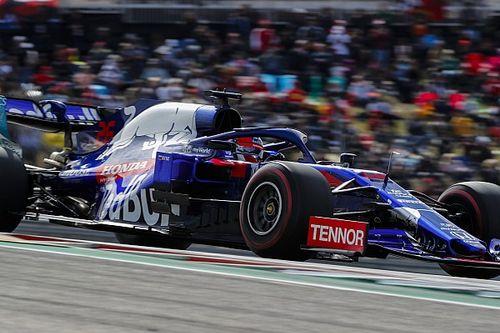 "Kvyat woedend na straf in GP Amerika: ""Bullshit"""