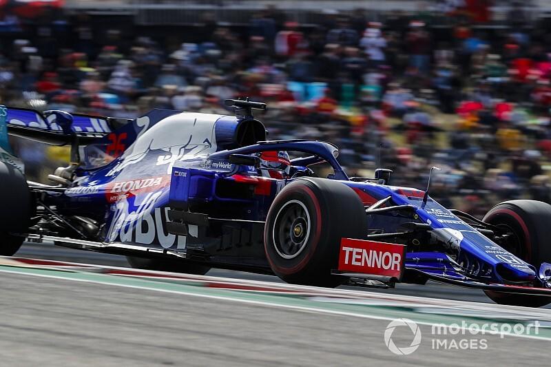 GP Usa: ecco il nuovo ordine d'arrivo dopo la penalità a Kvyat
