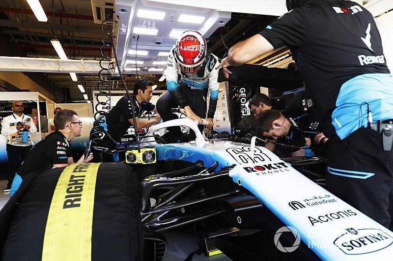 Williams recrute deux renforts techniques