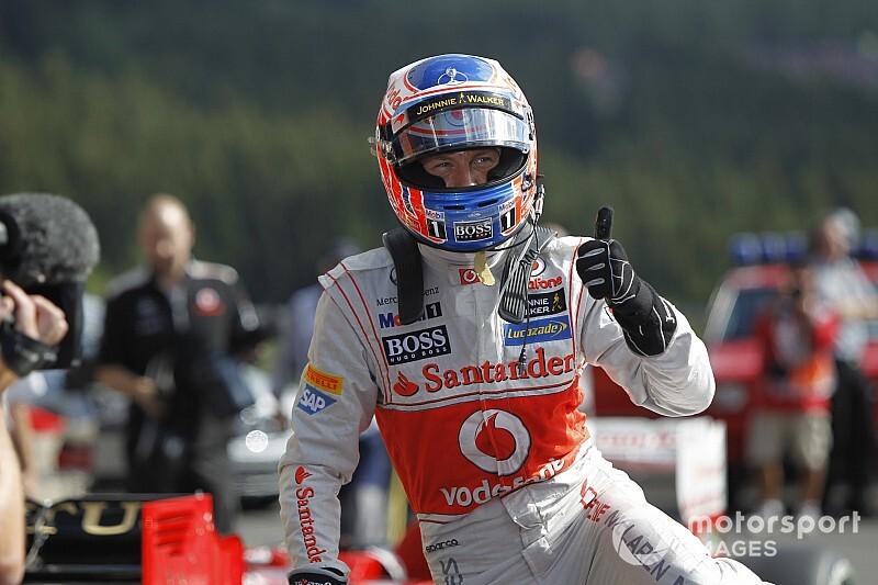 Команда Баттона в GT будет выступать на McLaren